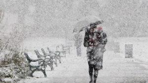 В Украине ожидаются метели и дождь до конца недели