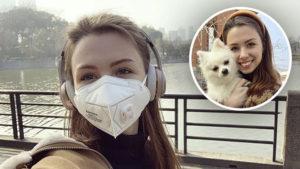 Судьба украинки с собачкой из Ухани разрешилась необычным образом: все подробности