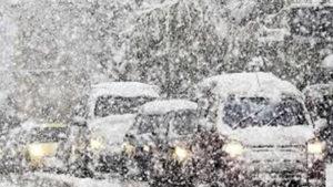 В Украину ворвется настоящий снежный циклон: синоптик предупреждает об ухудшении погоды