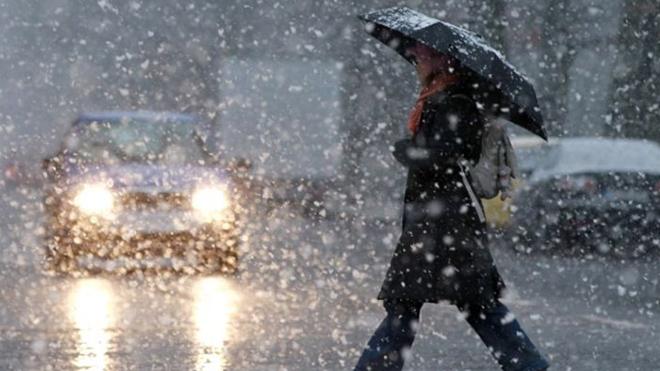 Новости Украины – Идет потепление с дождями и мокрым снегом: прогноз погоды на выходные