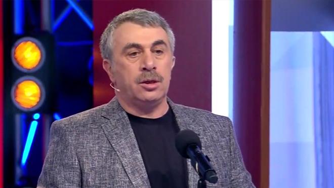 «Мы уже в черной зоне». Доктор Комаровский сообщил об ужасающих масштабах коронавируса в Украине