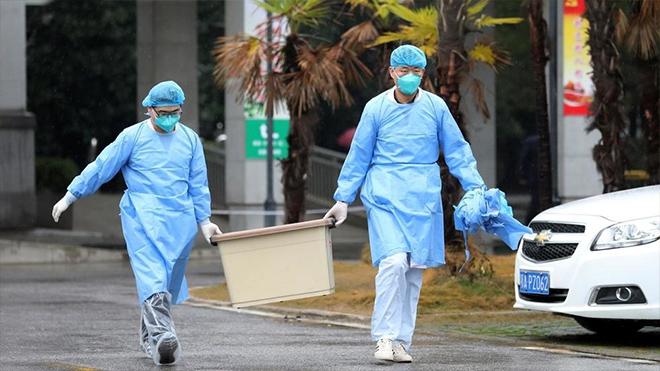 В Китае более 1700 врачей заразились новым коронавирусом