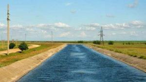 Украина выдвинула условие возобновления поставок воды в Крым