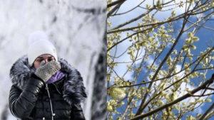 Погода в Украине резко изменится: Синоптики дали прогноз погоды в Украине на на три дня