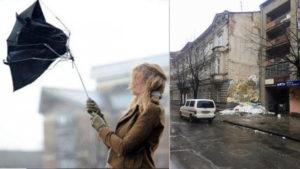 Погодный Армагеддон атаковал Украину: есть погибшие и травмированные