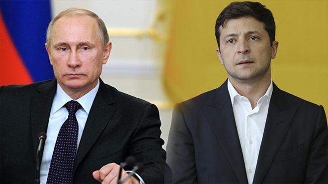 Зеленский позвонил Путину: подробности разговора