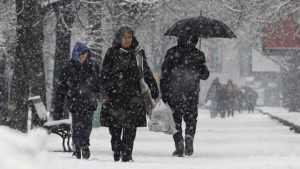 Весна отменяется? В Украину идет новое похолодание