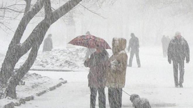 Украину атакует новый циклон: принесет  снегопады и метели