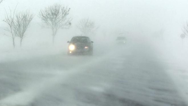 Резкое ухудшение погоды: на Украину надвигается снежный шторм