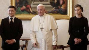 Новость из Ватикана поразила украинцев: почему Елена в трауре?