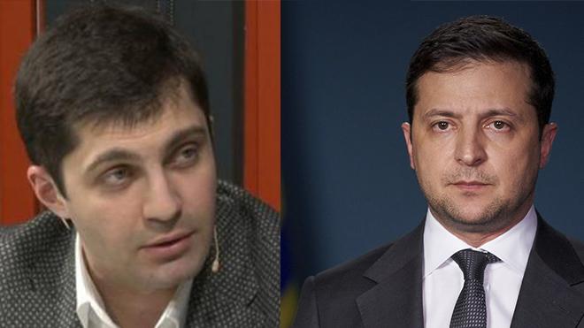 Сакваралидзе долго терпел, но уже и он не выдержал: Почему Зеленский предал НАРОД мне не понятно, – Блогер