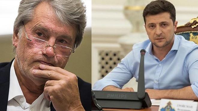 Ющенко сделал неожиданное заявление в адрес Зеленского