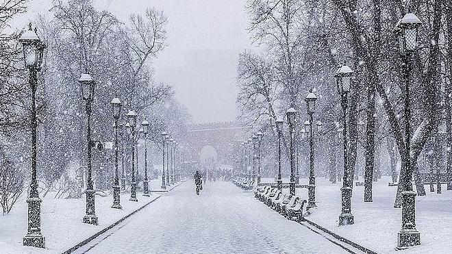 Снег, дождь, ветер и солнце: Синоптики удивили прогнозом погоды