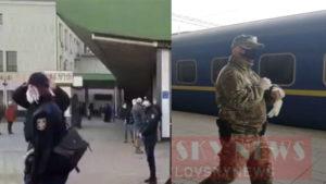 Территорию оцепила полиция! ЧП с поездом Москва-Киев: 700 украинцев оказались «в заложниках»