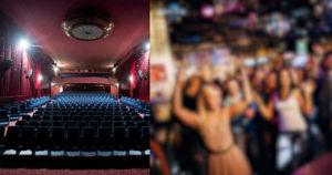 В российских регионах закроют ночные клубы и кинотеатры