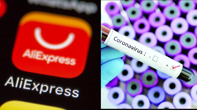 AliExpress из-за коронавируса обратился к своим клиентам