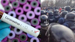 Полицию подняли по тревоге: на Западной Украине начинаются бунты и восстания