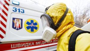 В Борисполе зафиксировали первый случай а в Тернопольской области умер первый больной коронавирусом