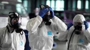 В России выявили 3388 новых случаев заражения коронавирусом