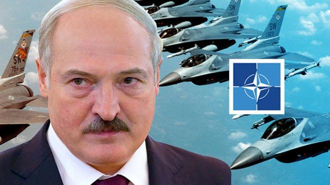 В Беларусь прибыл спецназ НАТО