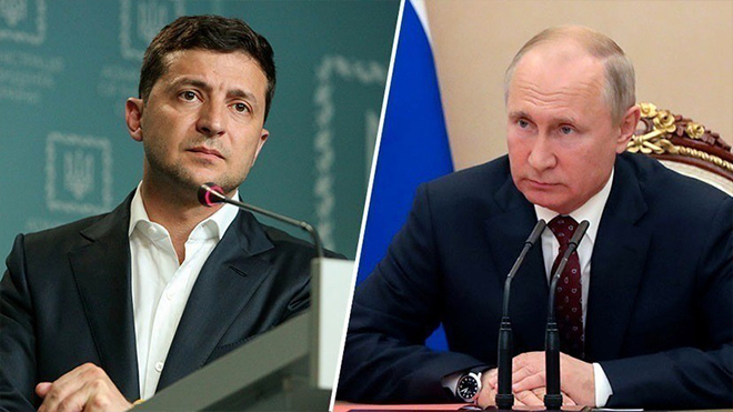 Портников: Путин не собирается обсуждать вопросы войны и мира. ВИДЕО
