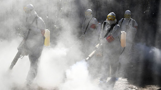 Коронавирус бушует в Украине и мире. Данные на 22 марта. Постоянно обновляется