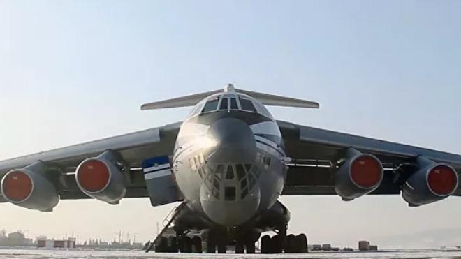 В России подготовили авиагруппировку для доставки помощи Италии