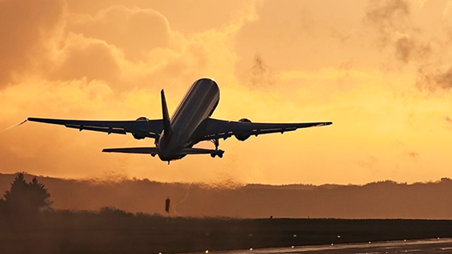 Аэропорт «Киев» заявил о возобновлении международных рейсов