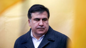 В «Слуге народа» заявили о назначении Саакашвили