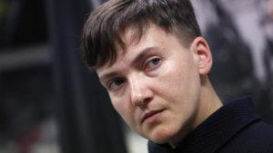 Украины не будет на карте мира: Савченко сделала предсказание