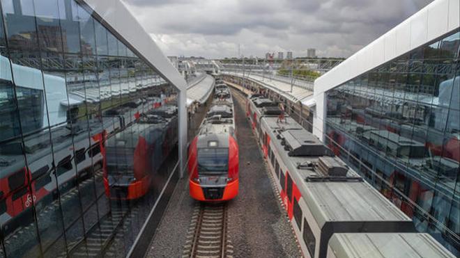 РЖД объявили об отмене поездов на Украину, в Молдавию и Латвию