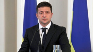 Зеленский отреагировал на госпитализацию из-за коронавируса премьер-министра Великобритании