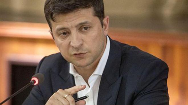 Громкая отставка в команде Зеленского.