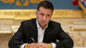 Зеленскому на подпись отправили важнейший документ: чрезвычайный режим