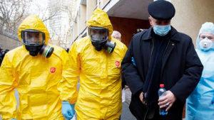 Появились новые данные о мужчине, который завез коронавирус в Украину