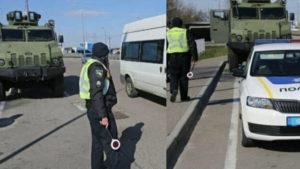 Военную технику стянули под Киев: к чему готовиться с 16 апреля и кто под угрозой