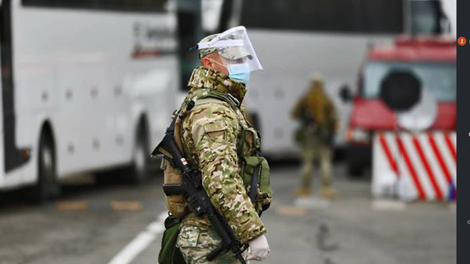 Стало известно, когда введут комендантский час в Украине: крайние меры