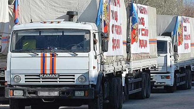 Политолог: Ермак уже полным ходом убеждает Зеленского пропустить гумконвой, который Россия хочет доставить для лавры