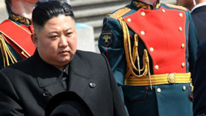 Куда пропал Ким Чен Ын?