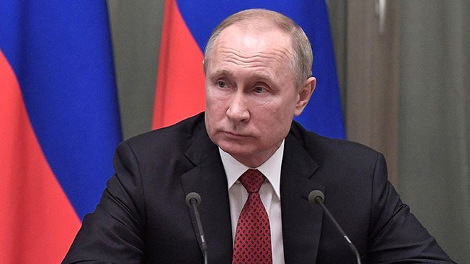 Путин обсудил с Алиевым и Пашиняном ситуацию в Карабахе
