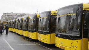 Возобновление общественного транспорта: стала известна дата