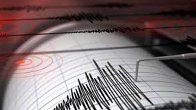 Землетрясение произошло в Одессе