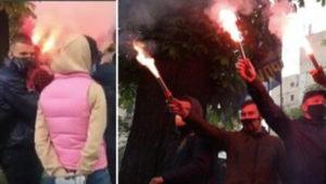 Бунт вспыхнул после пресс-конференции Зеленского, в ход пошли дымовые шашки: что происходит