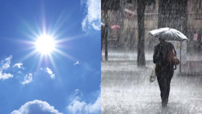 Погода в Украине 20 мая