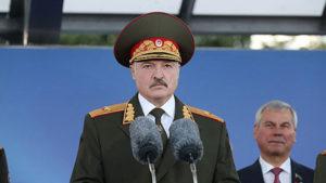 Белоруссия не могла отказаться от военного парада, заявил Лукашенко