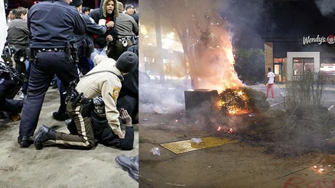 В США полицейские застрелили уже второго афроамериканца: с новой силой вспыхнули протесты