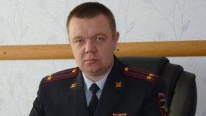 ФСБ задержала в Курской области главу отдела полиции за госизмену
