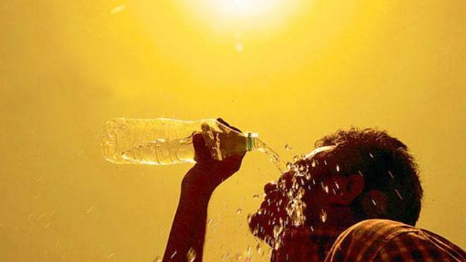 """В Украину идет """"засуха"""": где будет жарче всего"""