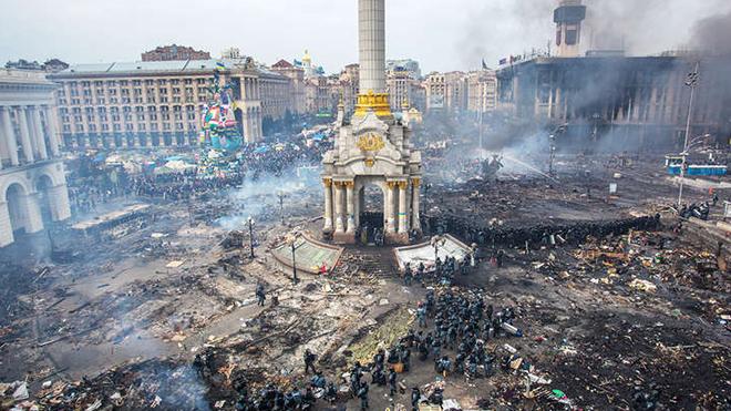 Нардепы просят КСУ отменить амнистию участников Майдана