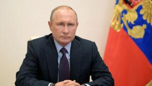Путин выразил Эрдогану обеспокоенность из-за боевиков в Карабахе